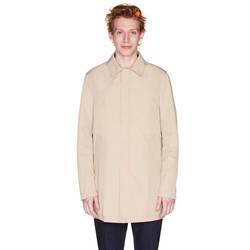Regular fit duster coat