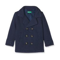 Jacket in padded fleece