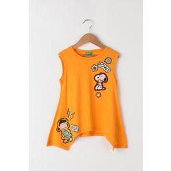 Sleeveless Peanuts t-shirt
