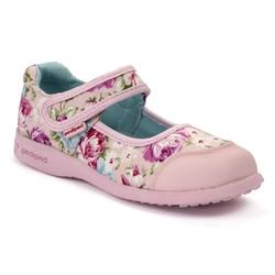 Flex - Bree Pink Floral Mary Jane