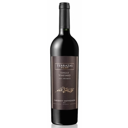 Terrazas Single Vineyard Cabernet 75cl