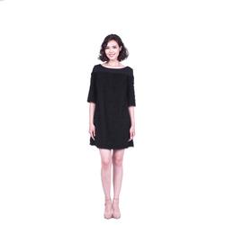 Үслэг гадартай платье