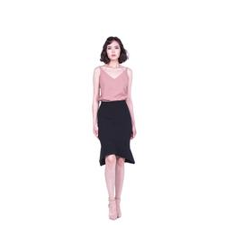 Трикотажан юбка