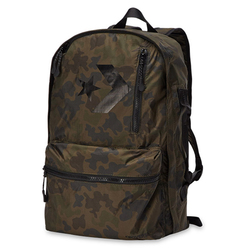 22L BACKPACK CAMO/BLACK