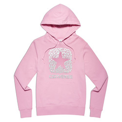 GRAPHICBOXSTAR PULLOVER HOODIE LT ORCHID