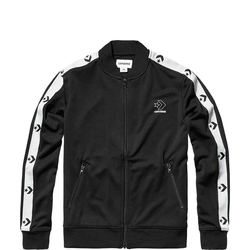 STAR CHEVRON TRACK JACKET BLACK