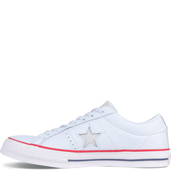 ONE STAR OX BLUE TINT/GYM RED/WHITE