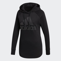 W SID hooded pullover
