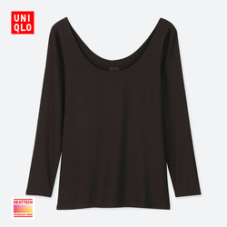 【Special size】Women's HEATTECH Ballet T-Shirt ((eight-quarter sleeve)