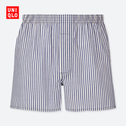 【Special size】Men's Flat Shorts (Stripes)