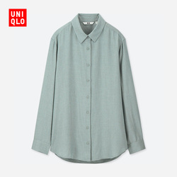 【Special size】Womens fancy shirt (long sleeve)