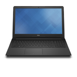 "Dell Vostro 15 3568, i3-7100U, 15.6"", 4GB memory, 1TB SATA, intel(R) HD Graphics, NO OS, Black"