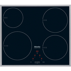 Induction hob with onset controls 60 cm