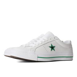 ONE STAR OX WHITE/BLACK/CONVERSE GREEN
