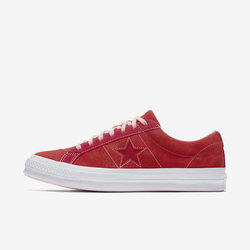 ONE STAR OX ENAMEL RED/PINK POP