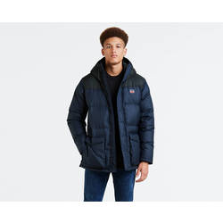 DOWN PUFFER PARKA SKY CAPTAIN