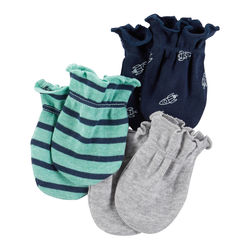 3-Pack Mittens