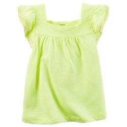 Neon Flutter-Sleeve Tank