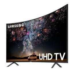 Samsung 55 инч Ухаалаг Curved UHD Телевизор