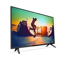 Philips 43 инч smart UltraHD телевизор